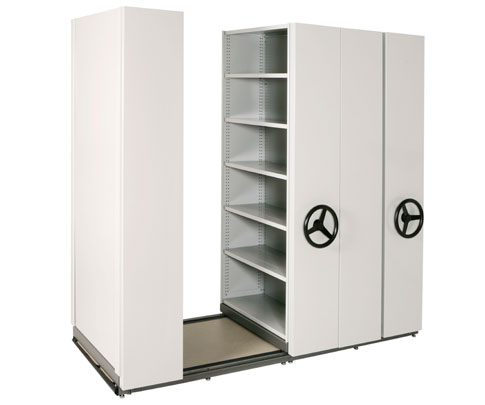 Space Saver Units - fursys australia storage