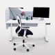 elevation - fursys sit to stand height adjustable